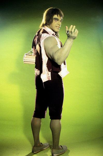 """Incredible Hulk, The""Lou Ferrigno1982 CBS © 1982 Bud GrayMPTV - Image 9632_0016"