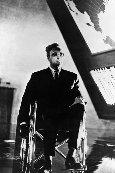 """Dr. Strangelove""Peter Sellers1963 Columbia**R.C. - Image 9658_0004"