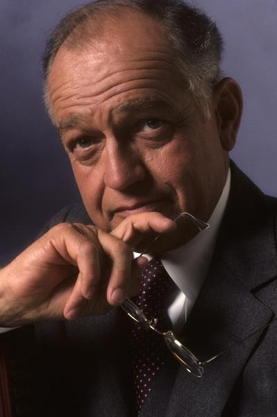 """L.A. Law""Richard Dysart1986© 1986 Mario Casilli - Image 9674_0124"