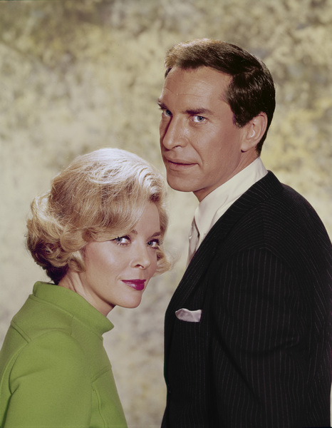 """Mission: Impossible""Barbara Bain, Martin Landau1967Photo by Gabi Rona - Image 9747_0018"