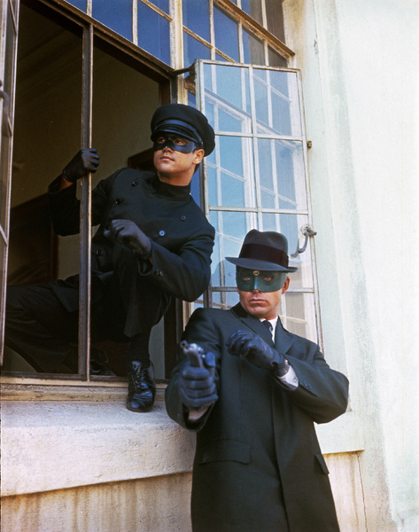 """The Green Hornet""Bruce Lee, Van Williams1966Photo by Bud Gray - Image 9783_0006"