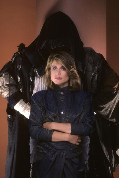 """Beauty and the Beast""Linda Hamilton1987© 1987 Mario Casilli - Image 9844_0020"
