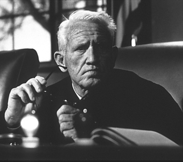 """Judgment at Nuremberg""Spencer Tracy1961 UAPhoto by Al St. Hilaire - Image 9892_0002"