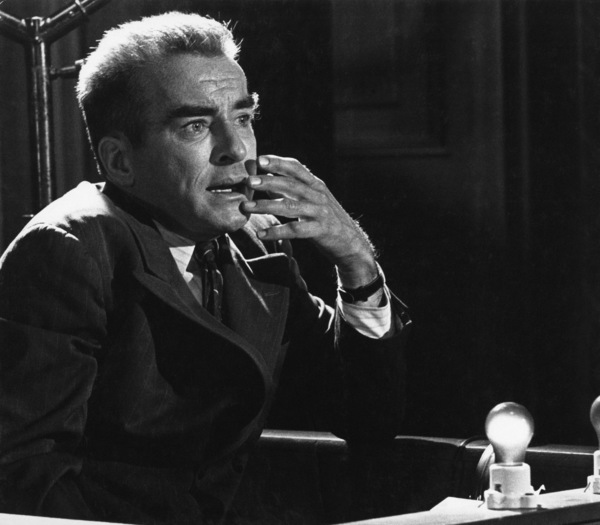 """""""Judgment at Nuremberg""""Montgomery Clift1961 UAPhoto by Al St. Hilaire - Image 9892_0022"""