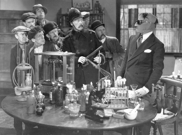 """The Invisible Man""1933 Universal**I.V. - Image 9956_0010"